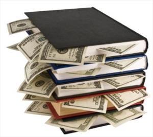 Сколько должна стоить книга. Из воздуха...